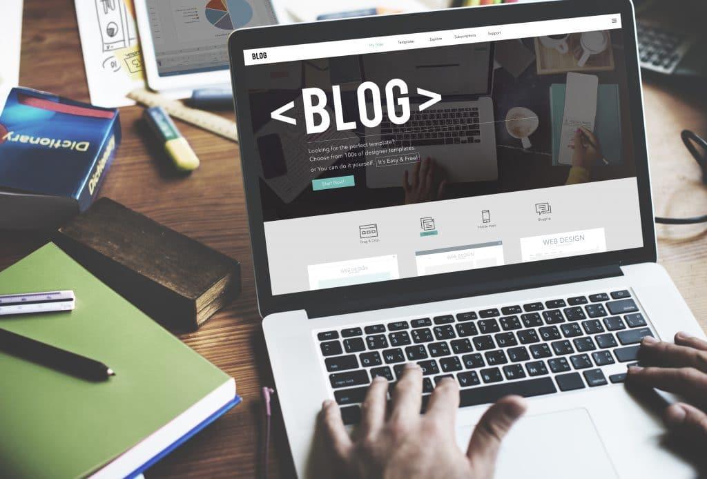 Blog data driven business