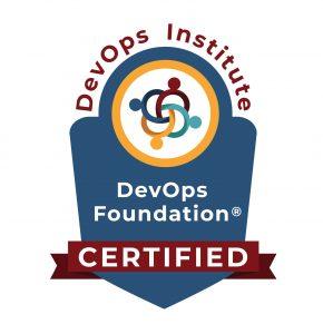 DevOps training badge