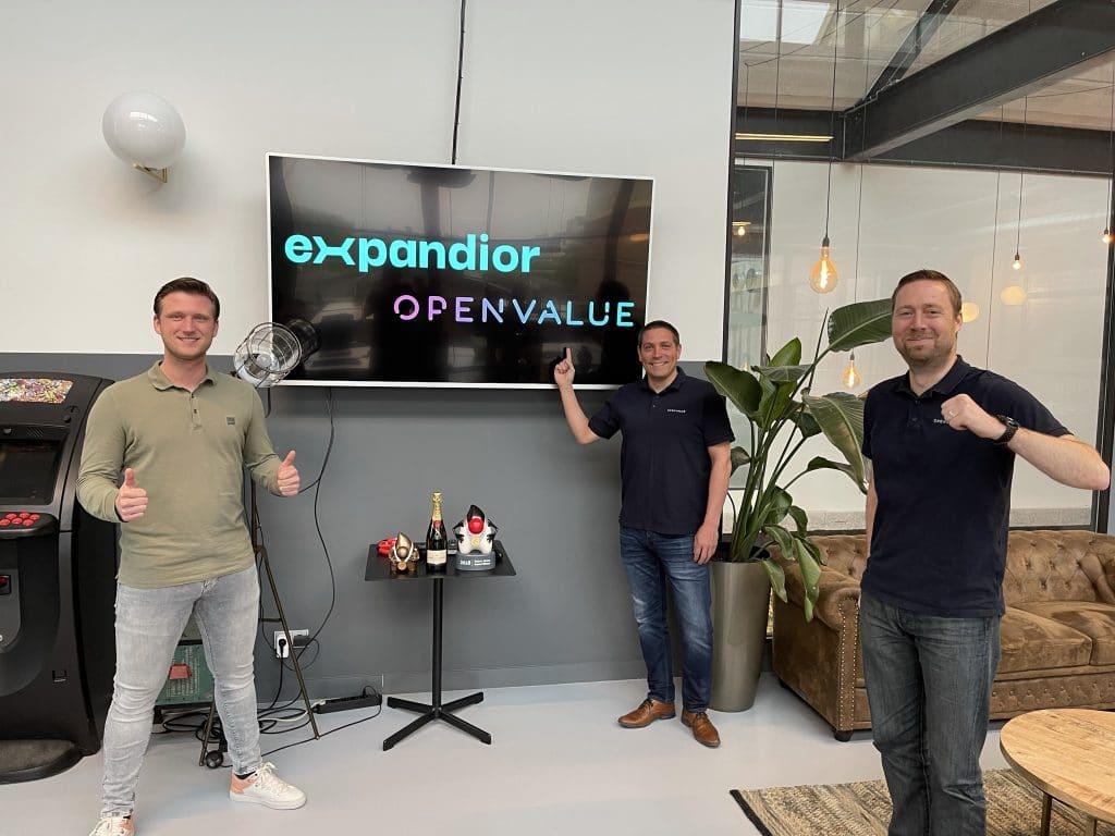 Partnership Expandior & OpenValue