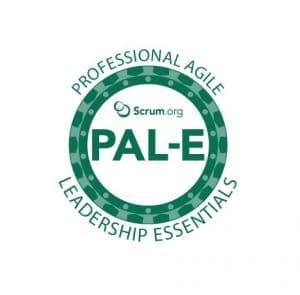 PAL-e training badge