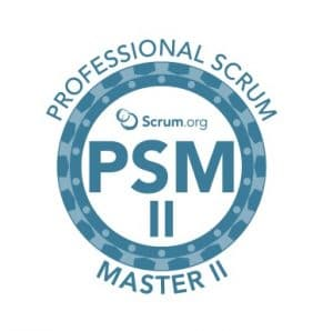 PSM-2 training badge