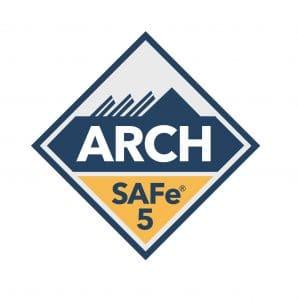 SAFe training badge